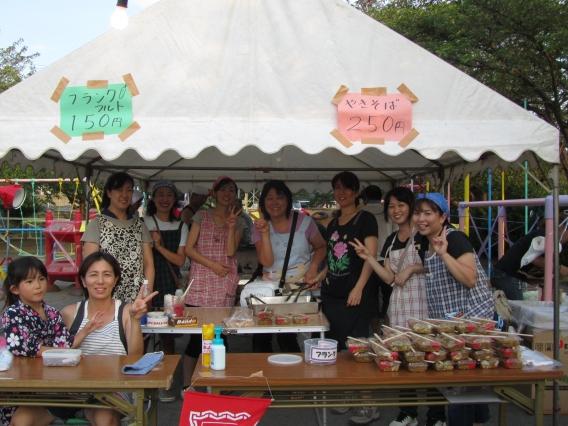 2012.7.28〜29 第三町内会 夏祭り】(2012年8月4日)